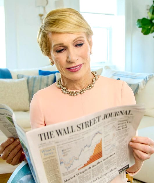 Endorsements - Barbara Corcoran